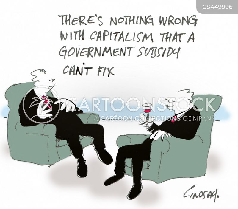 ideology cartoon