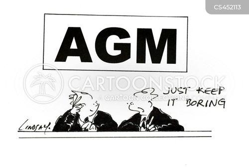 agm cartoon