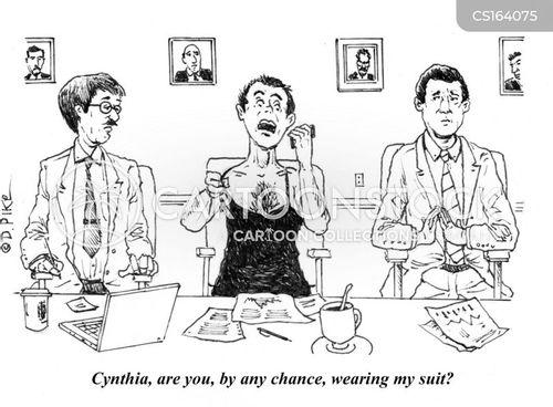 attire cartoon