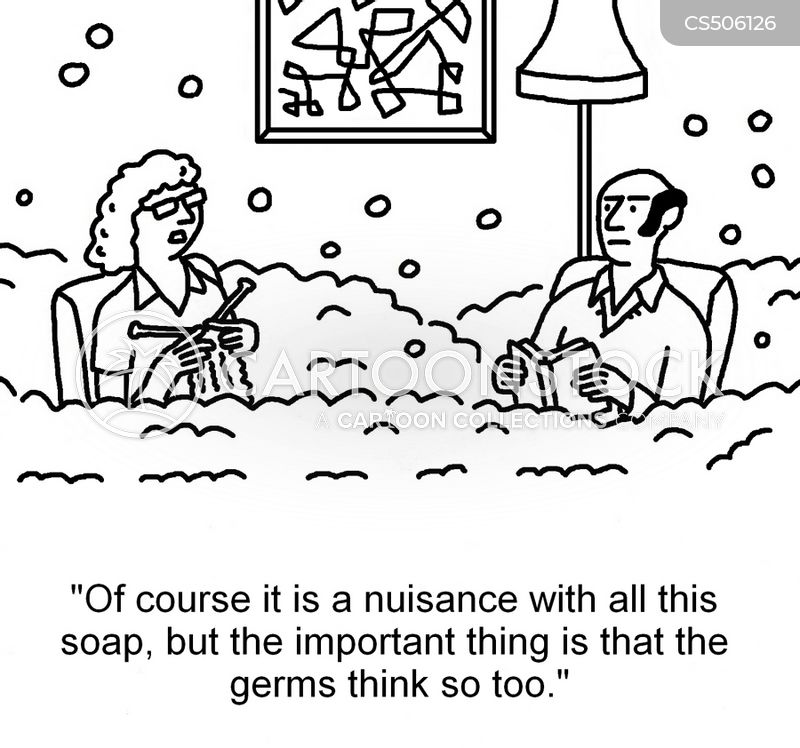 Germ cartoons, Germ cartoon, funny, Germ picture, Germ pictures, Germ image, Germ images, Germ illustration, Germ illustrations