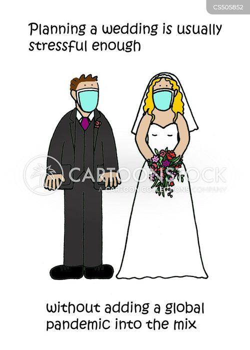 Wedding News And Political Cartoons