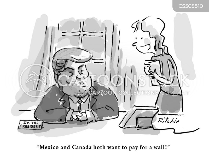 Border Wall cartoons, Border Wall cartoon, funny, Border Wall picture, Border Wall pictures, Border Wall image, Border Wall images, Border Wall illustration, Border Wall illustrations