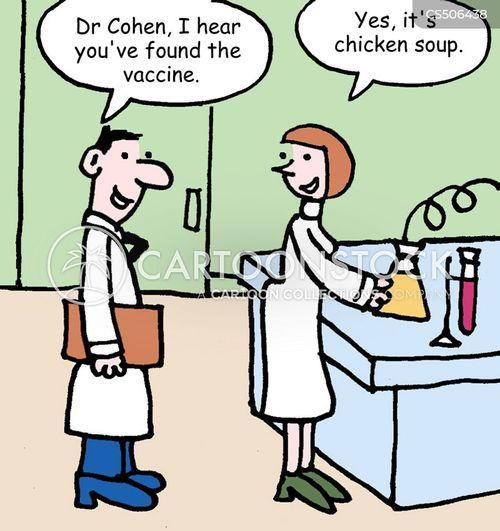 Treatment News And Political Cartoons