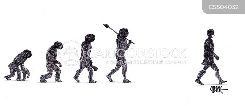 Evolution cartoons, Evolution cartoon, funny, Evolution picture, Evolution pictures, Evolution image, Evolution images, Evolution illustration, Evolution illustrations
