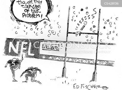 indianapolis colts cartoon