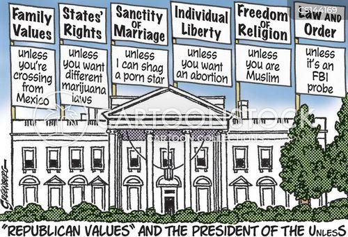 sanctity of marriage cartoon
