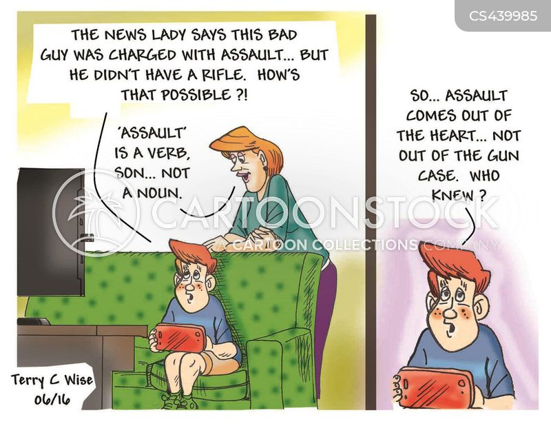 Assault Weapons cartoons, Assault Weapons cartoon, funny, Assault Weapons picture, Assault Weapons pictures, Assault Weapons image, Assault Weapons images, Assault Weapons illustration, Assault Weapons illustrations