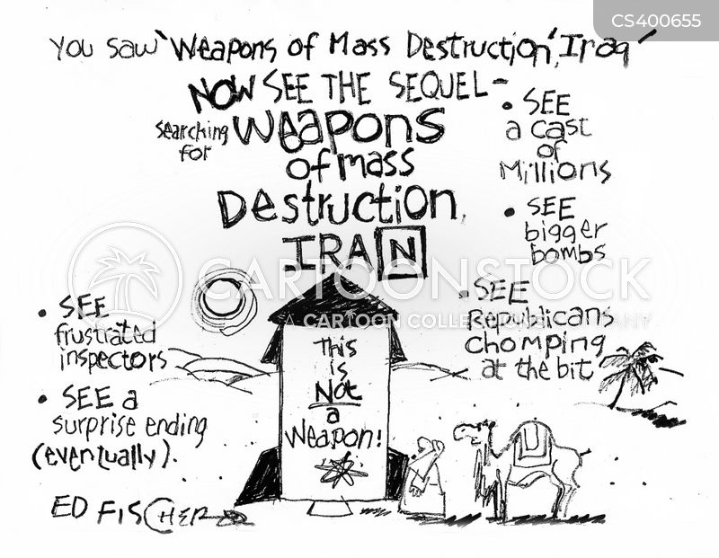 Weapons Of Mass Destruction cartoons, Weapons Of Mass Destruction cartoon, funny, Weapons Of Mass Destruction picture, Weapons Of Mass Destruction pictures, Weapons Of Mass Destruction image, Weapons Of Mass Destruction images, Weapons Of Mass Destruction illustration, Weapons Of Mass Destruction illustrations