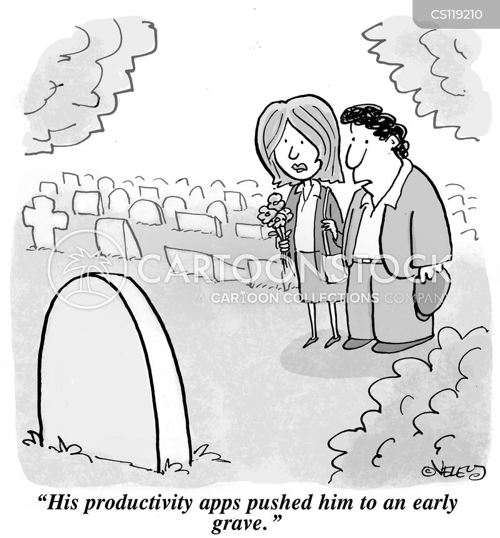 untimely cartoon