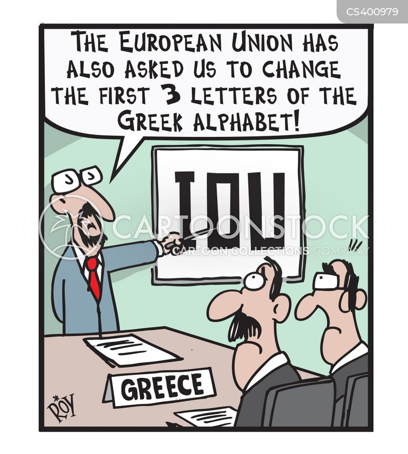 Greek Debts cartoons, Greek Debts cartoon, funny, Greek Debts picture, Greek Debts pictures, Greek Debts image, Greek Debts images, Greek Debts illustration, Greek Debts illustrations