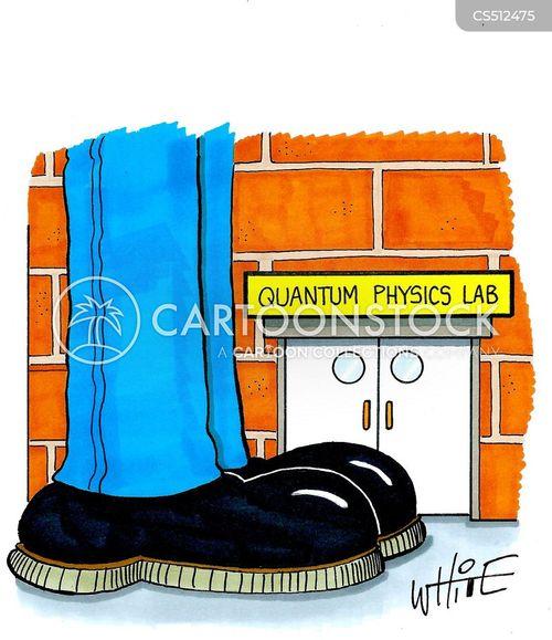 quarks cartoon