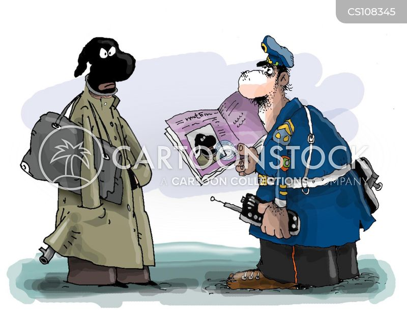 Border Check cartoons, Border Check cartoon, funny, Border Check picture, Border Check pictures, Border Check image, Border Check images, Border Check illustration, Border Check illustrations