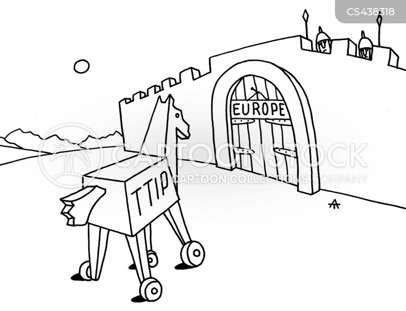 Trade Agreement cartoons, Trade Agreement cartoon, funny, Trade Agreement picture, Trade Agreement pictures, Trade Agreement image, Trade Agreement images, Trade Agreement illustration, Trade Agreement illustrations