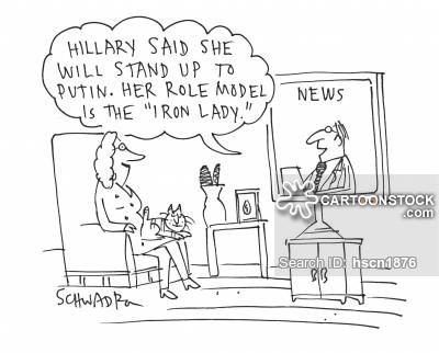 Amazing Iron Curtain Cartoon 2 Of 3