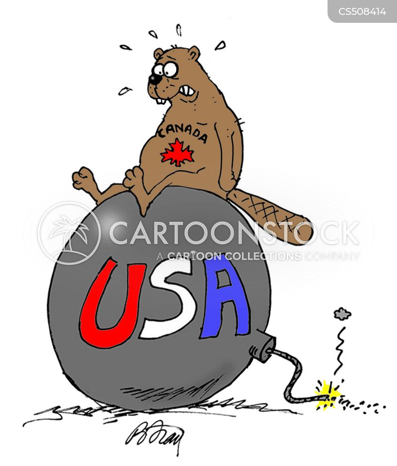 Canada cartoons, Canada cartoon, funny, Canada picture, Canada pictures, Canada image, Canada images, Canada illustration, Canada illustrations