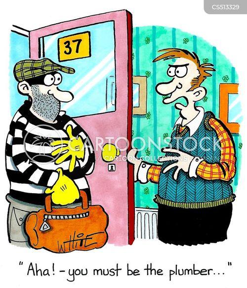 householder cartoon