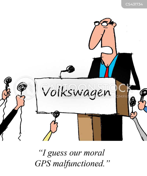 Martin Winterkorn News And Political Cartoons