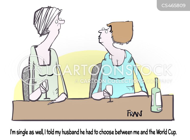 Wife cartoons, Wife cartoon, funny, Wife picture, Wife pictures, Wife image, Wife images, Wife illustration, Wife illustrations