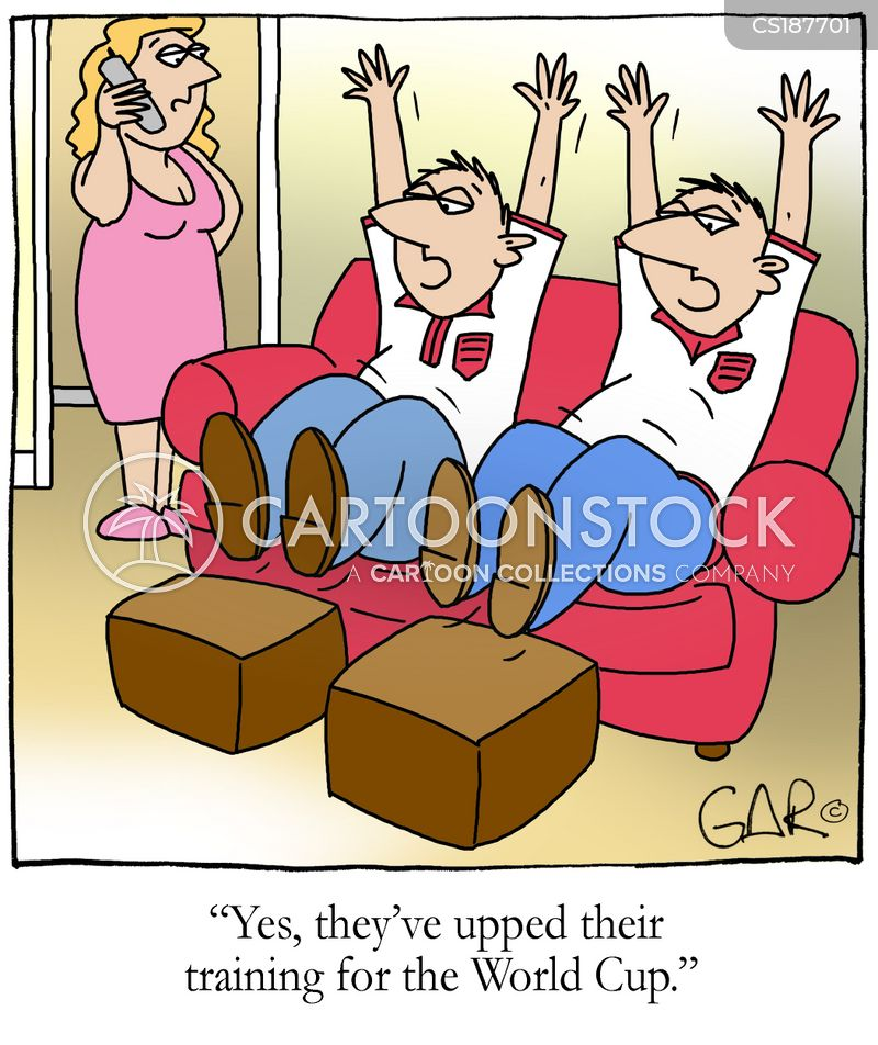 Armchair Fans cartoons, Armchair Fans cartoon, funny, Armchair Fans picture, Armchair Fans pictures, Armchair Fans image, Armchair Fans images, Armchair Fans illustration, Armchair Fans illustrations