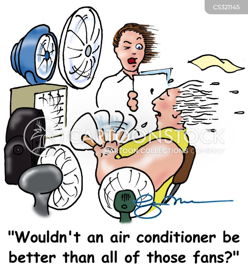 how to move heat out of house with aircon