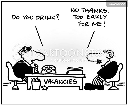 alchohol cartoon