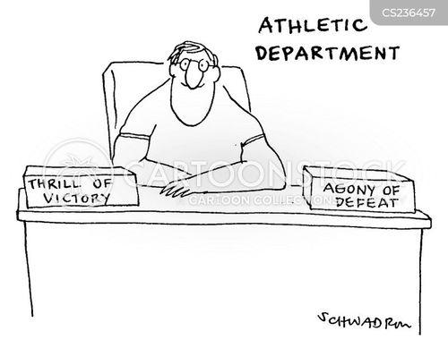 agony cartoon