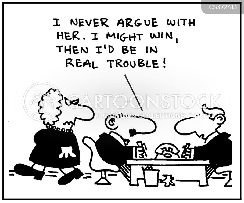 sacker cartoon