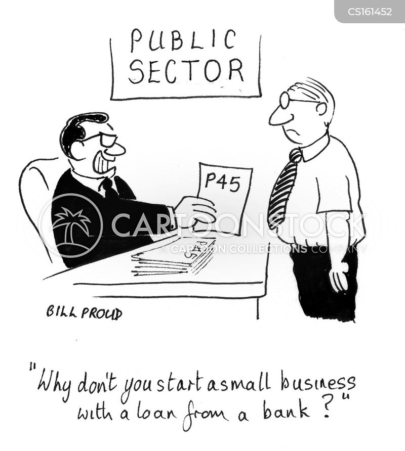 sector cartoon