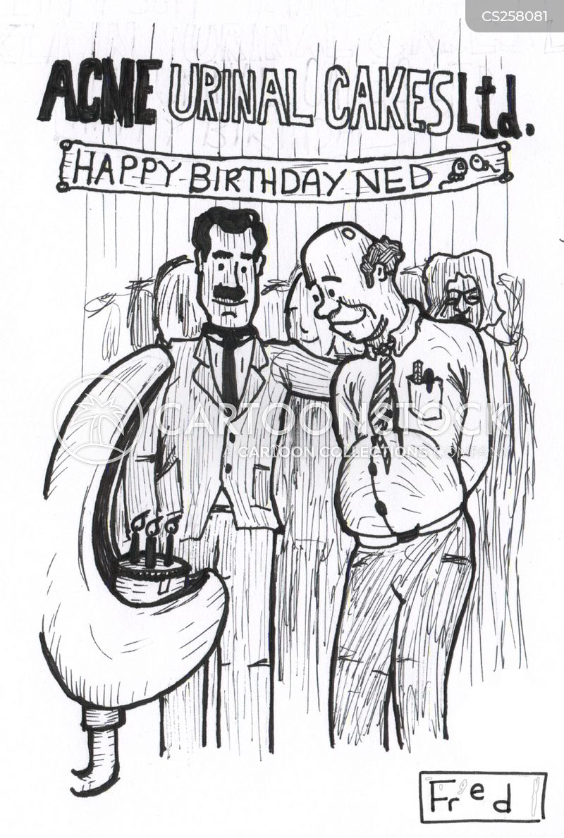 Urinal Cake Cartoons And Comics Funny Pictures From