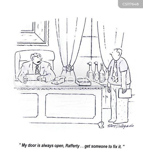 easiness cartoon