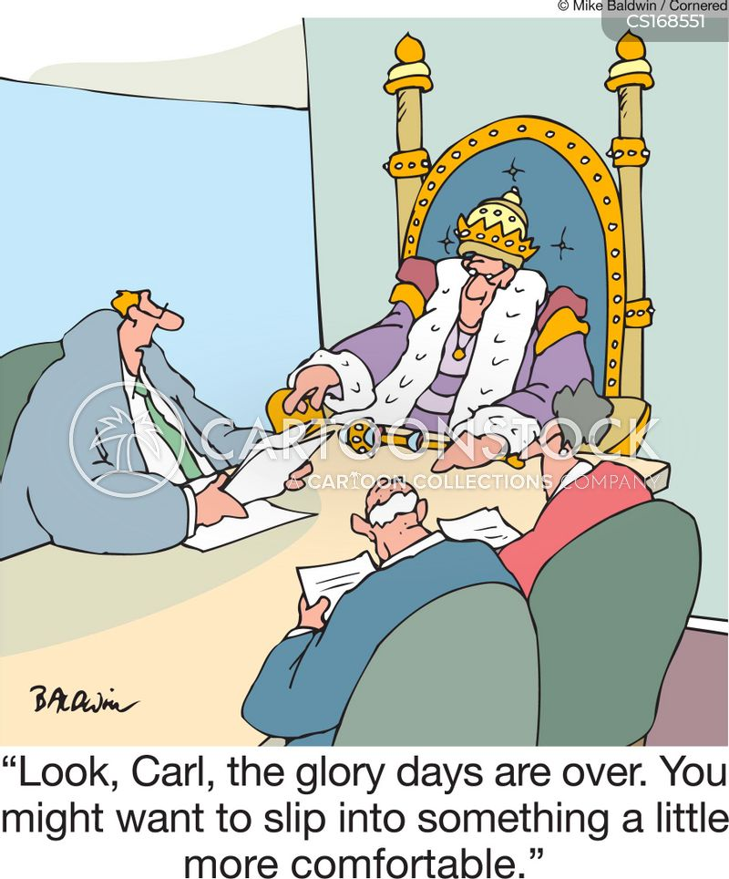 glory days cartoon