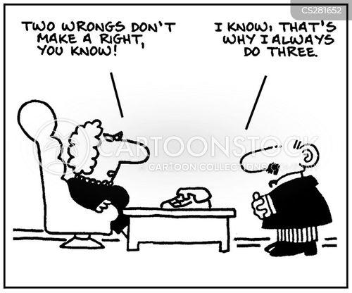 good advise cartoon