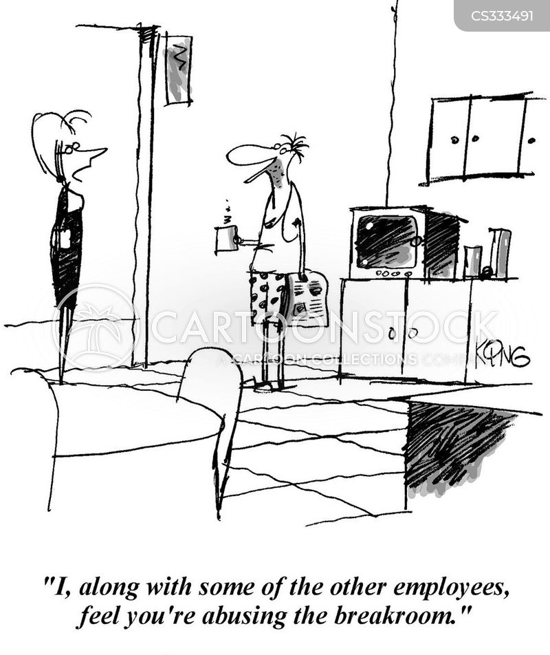 staffroom cartoon