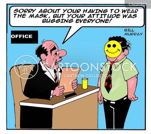 smilie cartoon