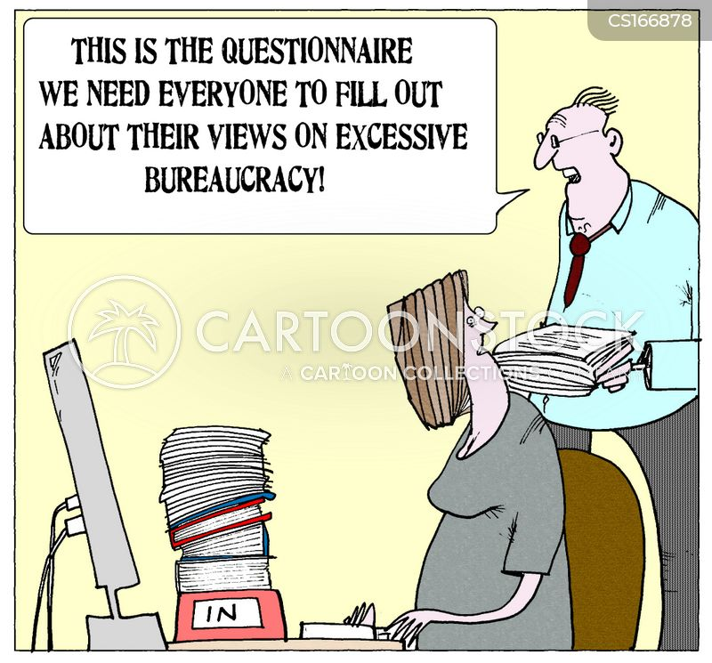 survey cartoon