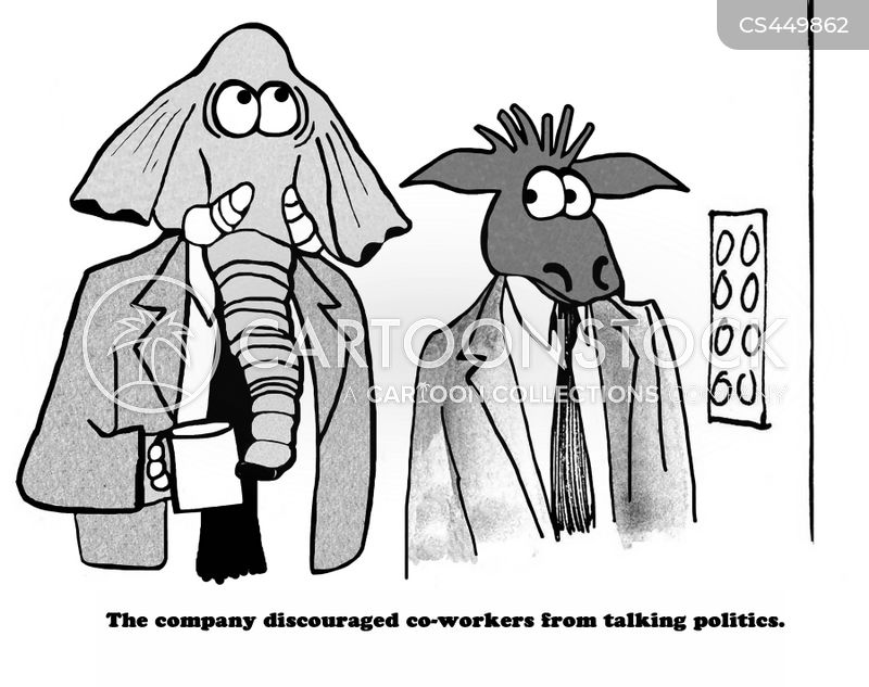 associates cartoon