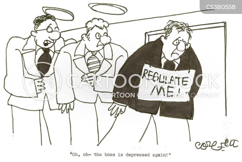 regulates cartoon