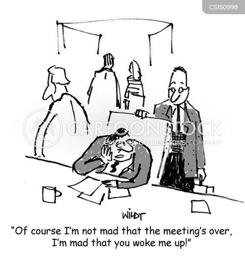 boring jobs cartoon