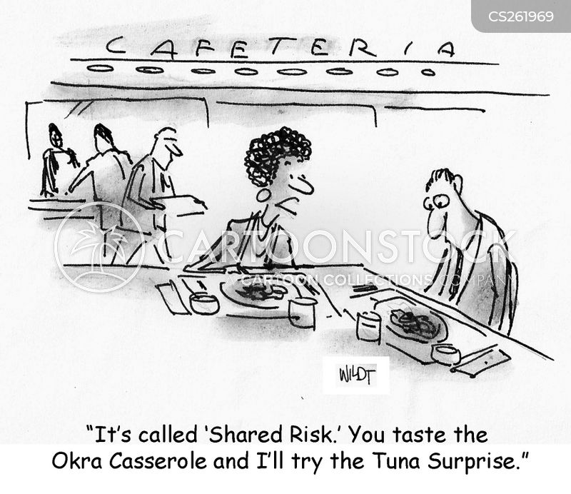 Shared Risk Cartoons Cartoon Funny Picture