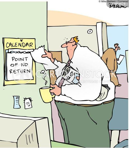 calenders cartoon