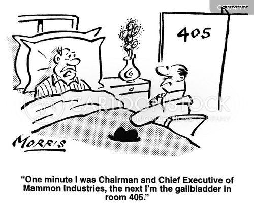 gallbladder cartoon