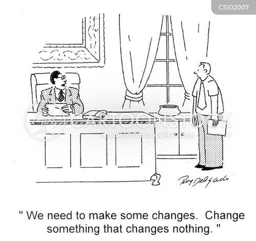 improvements cartoon