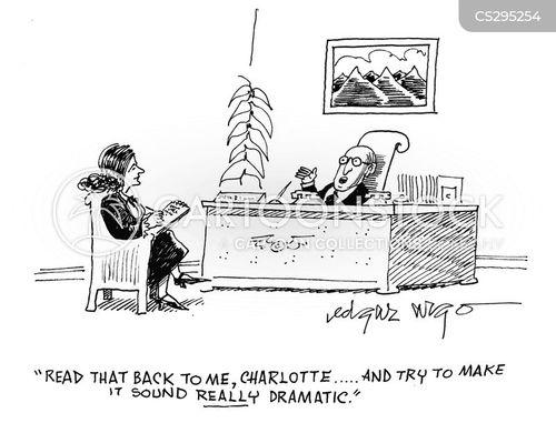 charlotte cartoon
