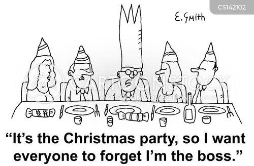 Resultado de imagem para christmas dinner party cartoon