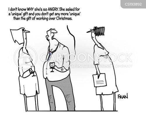 christmas day cartoon