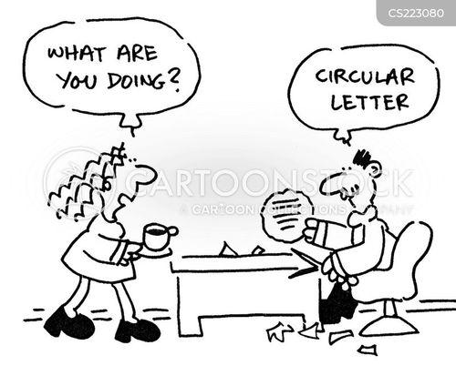 Circular letters cartoons and comics funny pictures from circular letters cartoon 1 of 1 thecheapjerseys Images