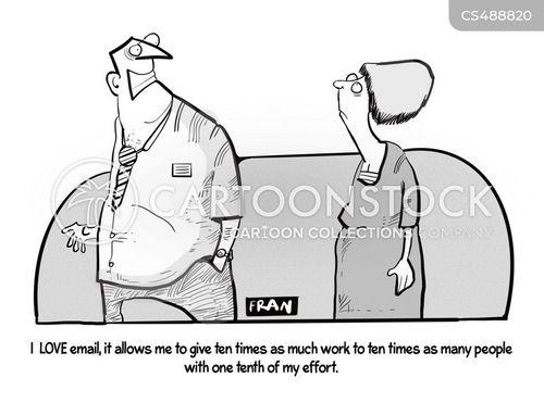 effective communications cartoon
