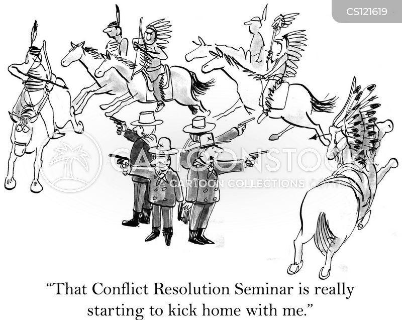 Office Conflict Cartoons Army Officer Cartoons Army