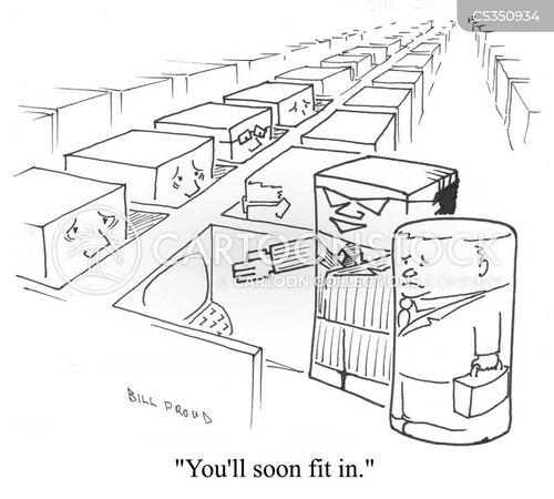 uniformity cartoon