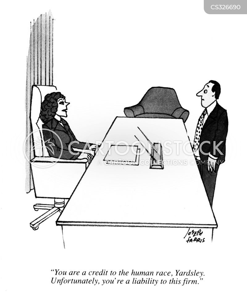 complimented cartoon